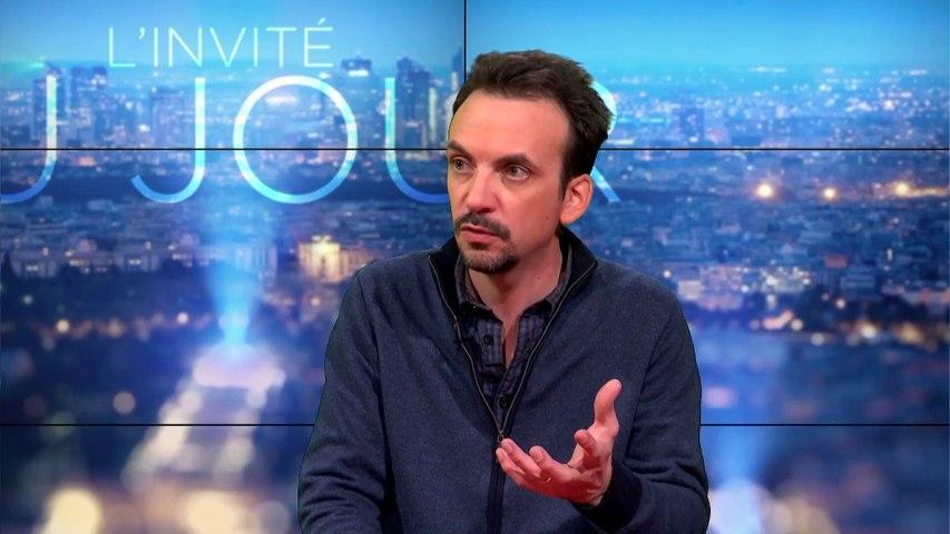 """Matthieu Falcone nous présente son premier roman """"Un bon samaritain"""" (extrait zoom)"""