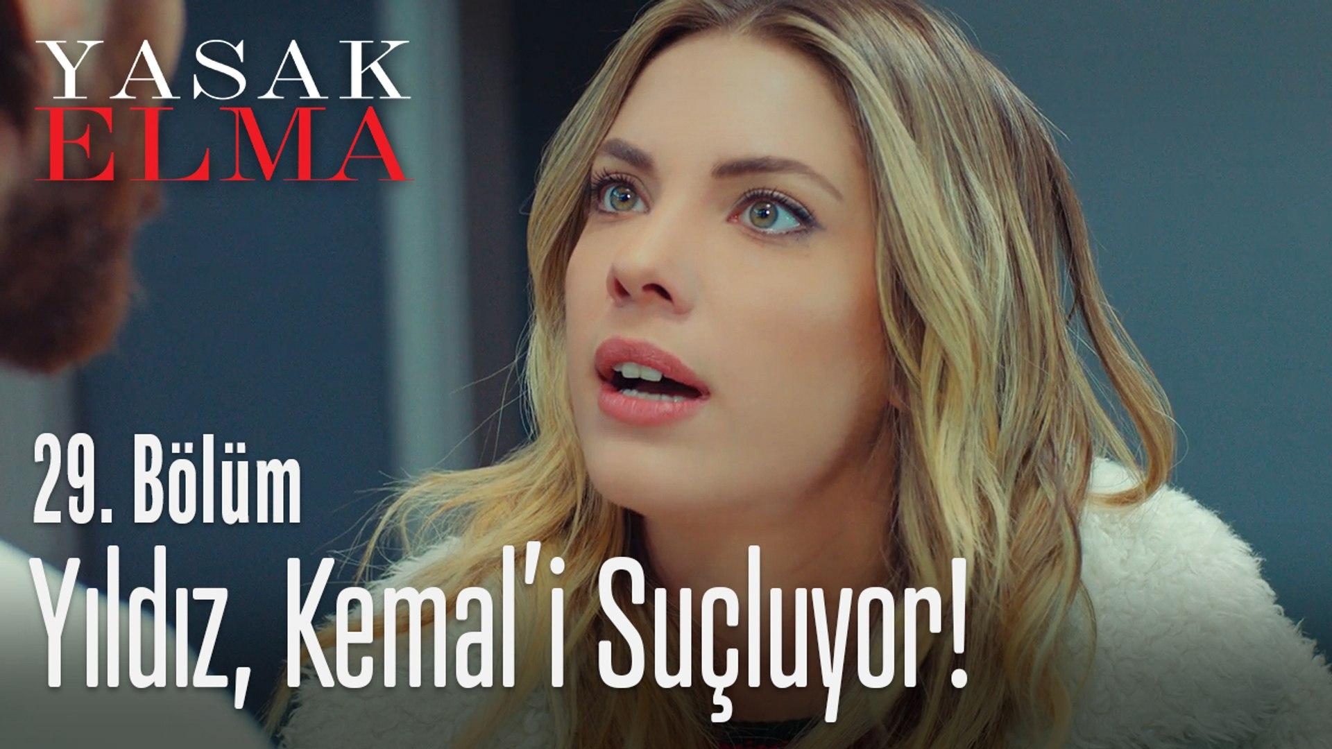 Her şeyden Kemal'i sorumlu tutuyor - Yasak Elma 29. Bölüm