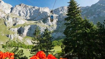 Bergtour in Spanien: Peña Vieja