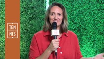 Mary Pierce au Hall of Fame