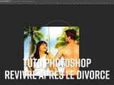 Tuto Photoshop : une photo de mariage sans mariée