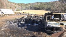 D!CI TV : 24 caravanes ont été détruites dans un incendie à Selonnet