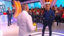 Il y a trois dans TPMP… Gilles Verdez faisait de la boxe avec Pascal Soetens (Vidéo)