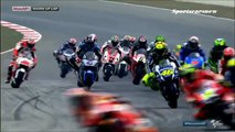 Marc Marquez Vs Valentino rossi at Sepang - The most controversial race in the history of MotoGP