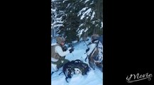 Entrainement des chasseurs alpins du 27e BCA