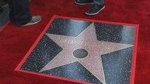 Dudamel desvela su estrella en el Paseo de la Fama de Hollywood