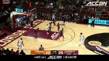Clemson vs. Florida State Basketball Highlights (2018-19)