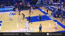 Boise State vs. Air Force Basketball Highlights (2018-19)