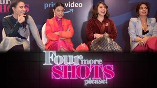 In Conversation With The Cast Of  Four More Shots Please! | VJ Bani, Maanvi Gagroo, Kirti Kulhari, Sayani Gupta |