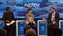 49'uncu Dünya Ekonomi Forumu - Hazine ve Maliye Bakanı Albayrak (3) - DAVOS