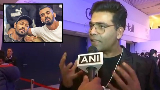 Pandya-Rahul Saga : Karan Johar Apologises To Hardik Pandya & K L Rahul | Oneindia Telugu