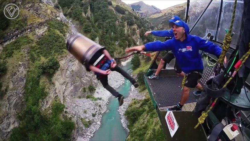Экстремальные прыжки
