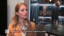 Immobilier de luxe : le retour des Français de Londres