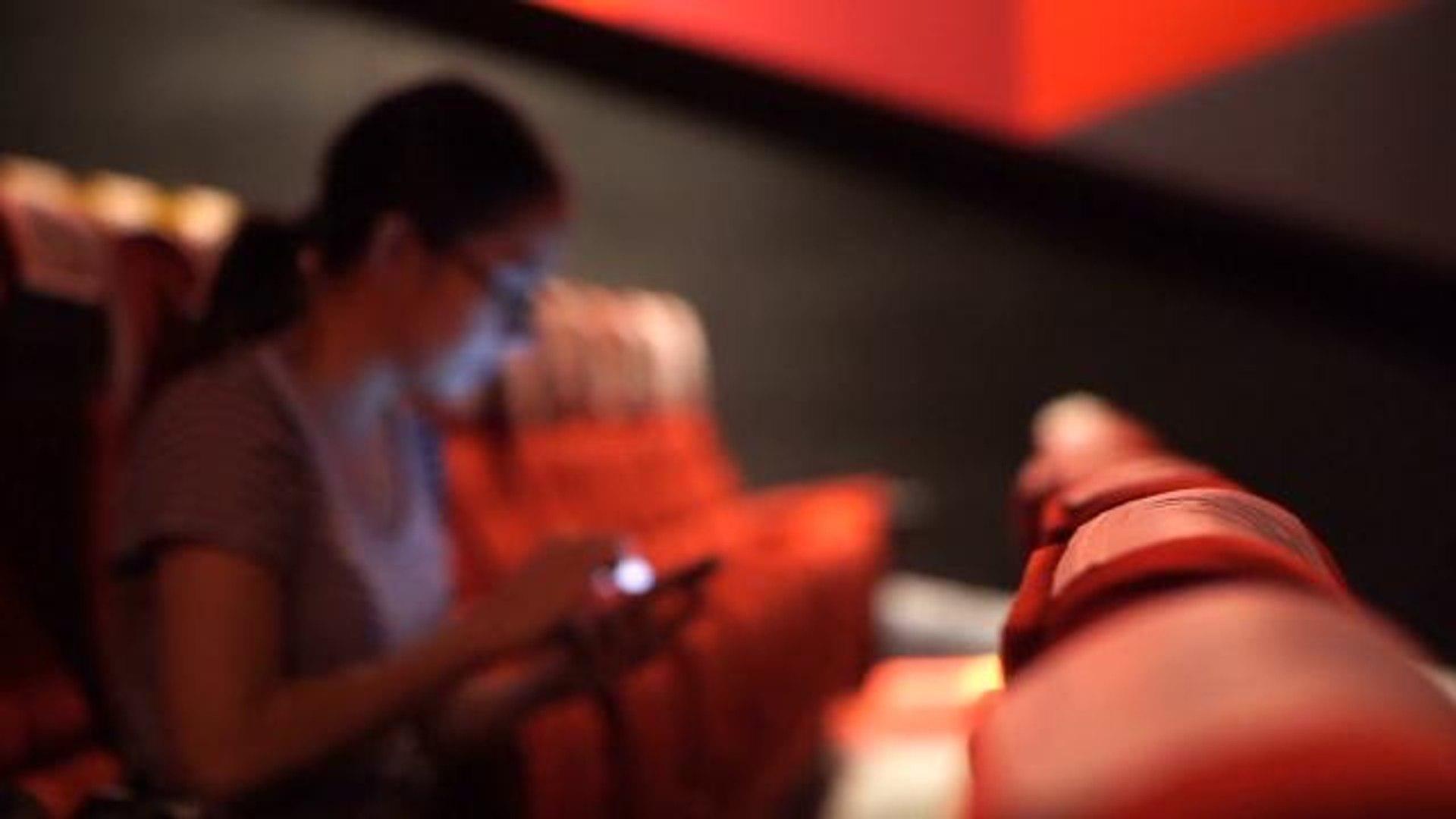 Brave Moviegoers in Sweden will Watch Sci-Fi Thriller From Inside Coffin