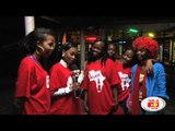 Coke Parties Rock and Capital FM at Nancy's graduation - Shark's Palace and pass by at USIU Tortilaz