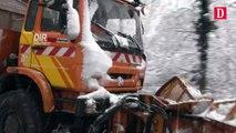 Premier gros épisode neigeux de l'hiver en Ariège
