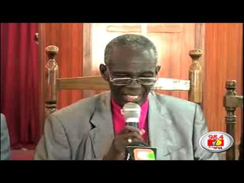 Religious leaders condemn Nairobi church attack