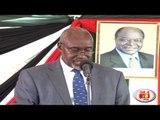 Kibaki raises red flag on highway offenders