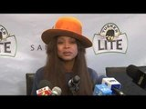 Erykah Badu is the star performer at the Tusker Lite Experience