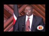 Deputy President elect, William Ruto's Full acceptance speech