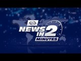 Capital TV News in 2min [Uhuru attends cancer conference]