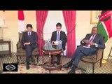 Uhuru outlines benefits of Japan development forum