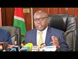 Raila swearing-in act of high treason, warns AG Muigai