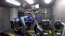 2019 Yamaha YZ450F Dyno - video dailymotion