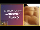 Lagartijas y desplazamientos para tonificar abdomen y glúteos | Salud180