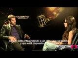 """Entrevista con Gerard Butler en """"Olimpo Bajo Fuego"""" / Gerard Butler Interview on Olympus Has Fallen"""
