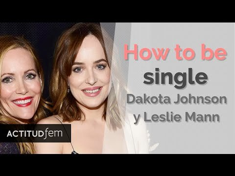 How to be single: Dakota Johnson y Leslie Mann   Entrevista a Dakota Johnson   Showbiz
