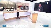 Pyrénées : alerte avalanche maximale prévue dans la nuit