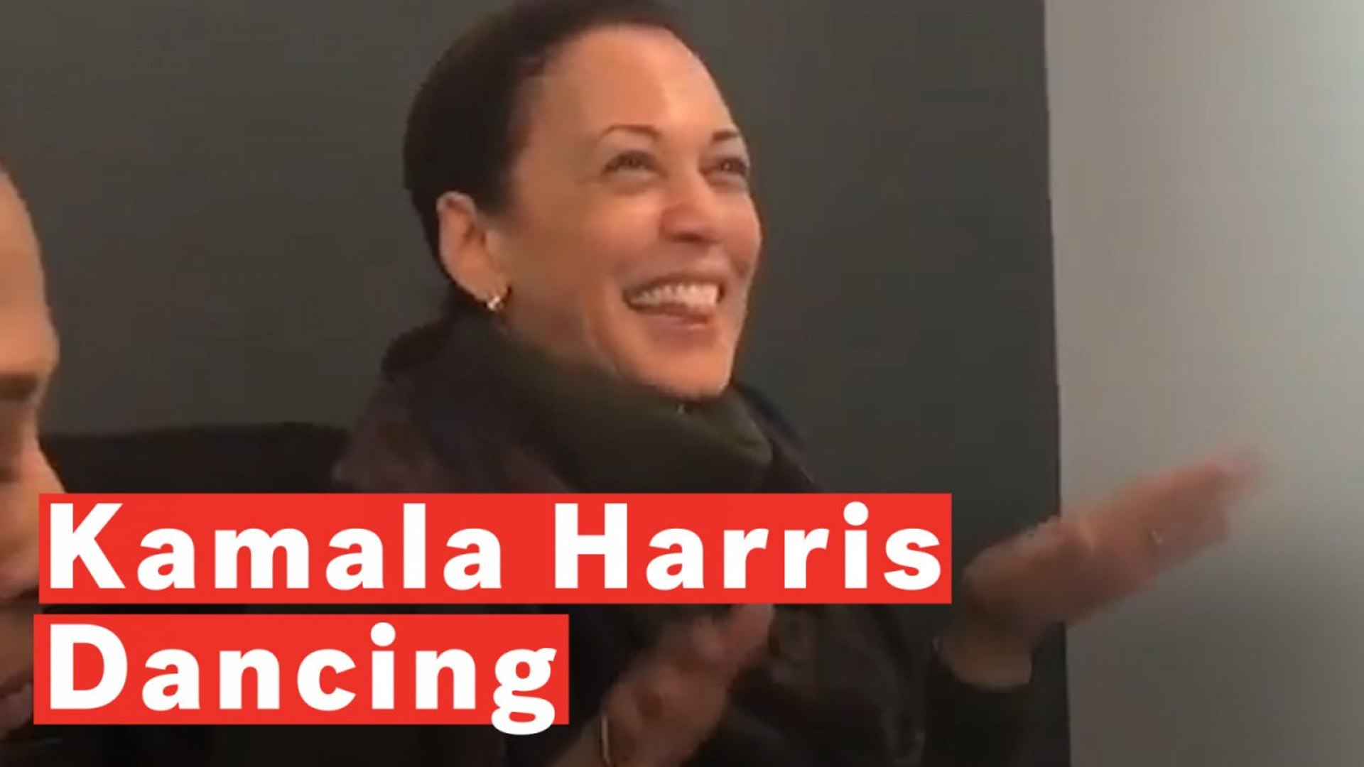 Kamala Harris Dancing To Cardi B Joins List Of Other Politicians Who've Gone Viral