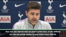 """League Cup - Pochettino : """"Higuain est un joueur de premier plan comme Morata ou Giroud"""""""