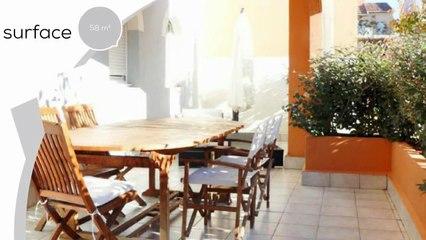 A vendre - Appartement - Saint cyr sur mer (83270) - 3 pièces - 58m²
