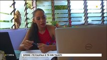 TH : Tumata Vairaaroa prolonge l'art de la danse tahitienne sur Internet