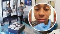 Botox Bandits Get Lip Injections, Then Run