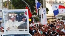 Le pape François au Panama pour les Journées mondiales de la jeunesse