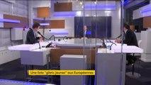 """Liste #GiletsJaunes : """"Ça fait partie de la démocratie"""", pour Jordan Bardella, tête de liste du RN aux européennes"""