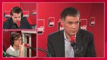 """Olivier Faure : """"La loi anti-casseurs est un texte issu de la droite sénatoriale, que le gouvernement a d'abord rejeté il y a quelques semaines en disant qu'il n'était ni fait ni à faire"""""""