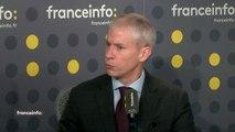 """Franck Riester """"très prudent"""" sur la levée de l'anonymat sur Internet,  """"une garantie d'expression libre sur les réseaux sociaux"""""""