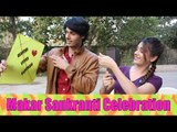 Makar Sankranti celebration with Hiba Nawab and Nikhil Khurana