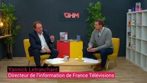 """""""Envoyé spécial"""" sur le glyphosate : Yannick Letranchant (France Télévisions) réagit à la polémique dans #QHM"""