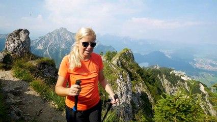 Bergtour im Allgäu: Vom Tegelberg zum Branderschrofen