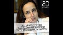 Julia Cagé dénonce «une inégalité profonde de la démocratie française»