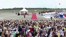 Journées mondiales de la jeunesse : le pape François en visite au Panama