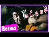 Pattiyal Tamil Movie Scenes | Arya executes Padmapriya's Boss | Pooja | Yuvan Shankar Raja