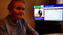 Yvonne raconte la fois où elle est passée à Rombas TV