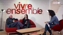 Vivre Ensemble 2019. Yann ARTHUS-BERTRAND et Anastasia MIKOVA