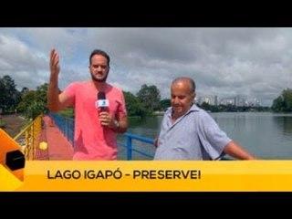 Fui!: Lago Igapó - Preserve (3 de 3)